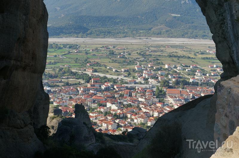 Как мы колесили по Балканам. Время для посещения монастырей / Греция