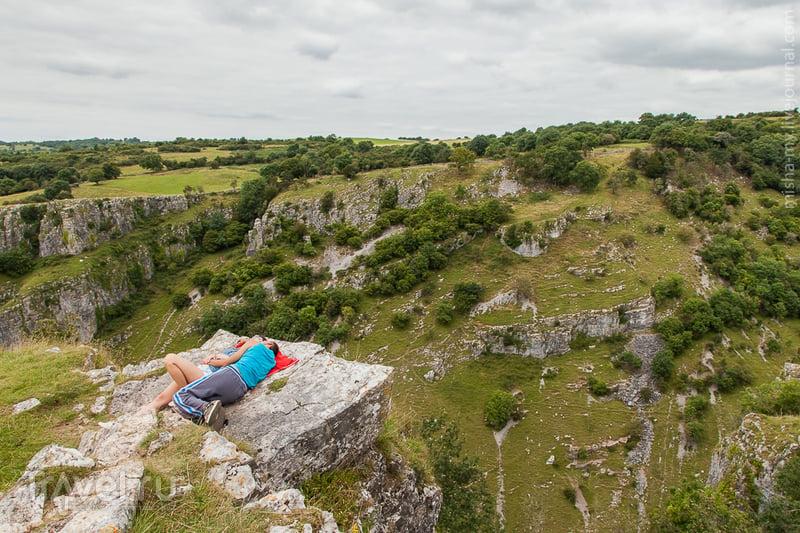Ущелье Cheddar Gorge и Stonehenge / Фото из Великобритании
