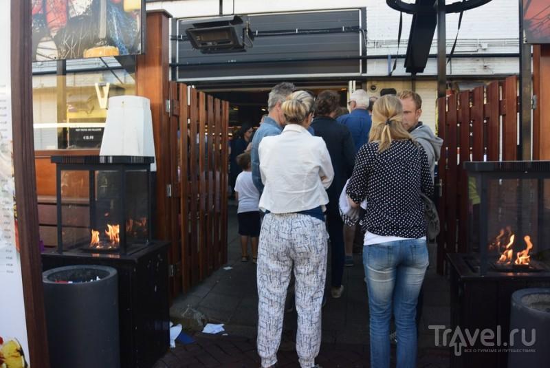 Лучшая рыбная таверна Голландии / Нидерланды
