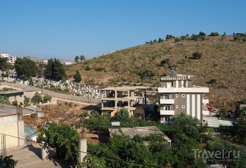 На своем авто по Албании. Саранда и окрестности / Фото из Албании