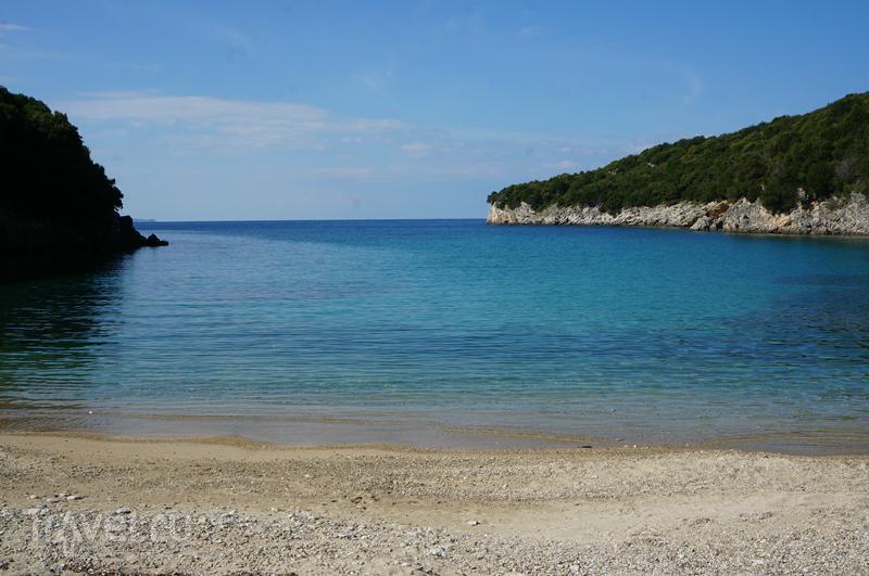 Как мы колесили по Балканам. Ионическое море / Греция