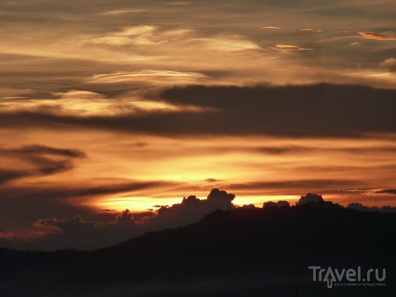 Баган, рассветные/закатные храмы / Фото из Мьянмы