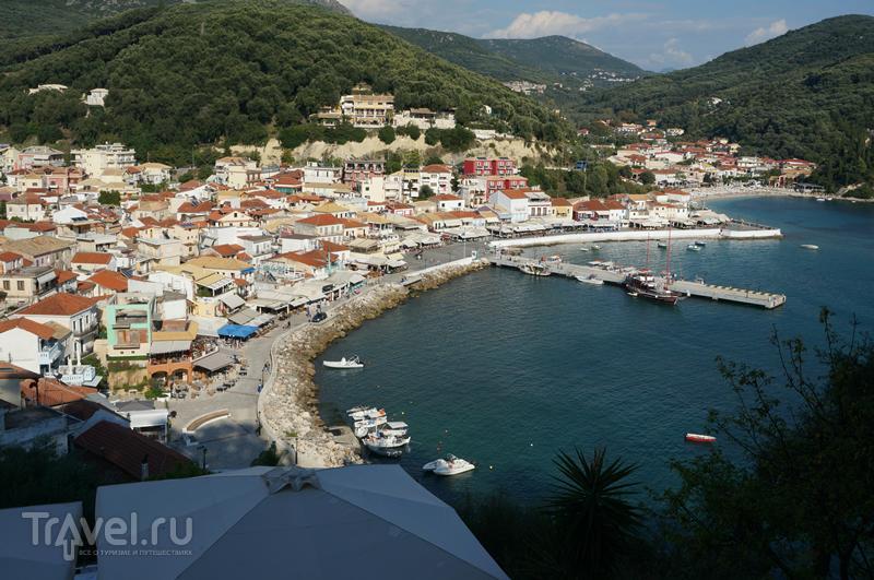 Как мы колесили по Балканам. По Греции / Греция