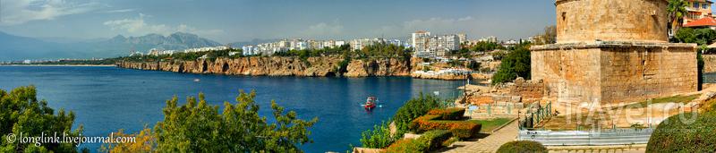 Калеичи - старый город, порт / Турция
