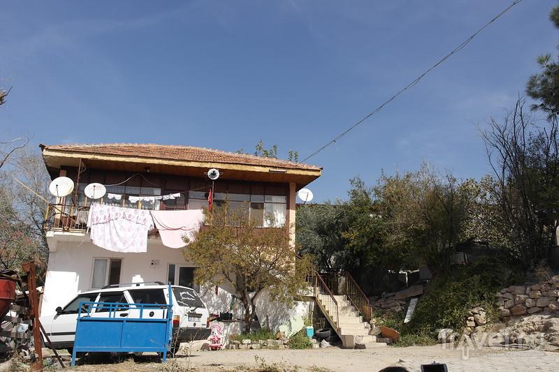 Карахаит - горячий брат Памуккале / Фото из Турции