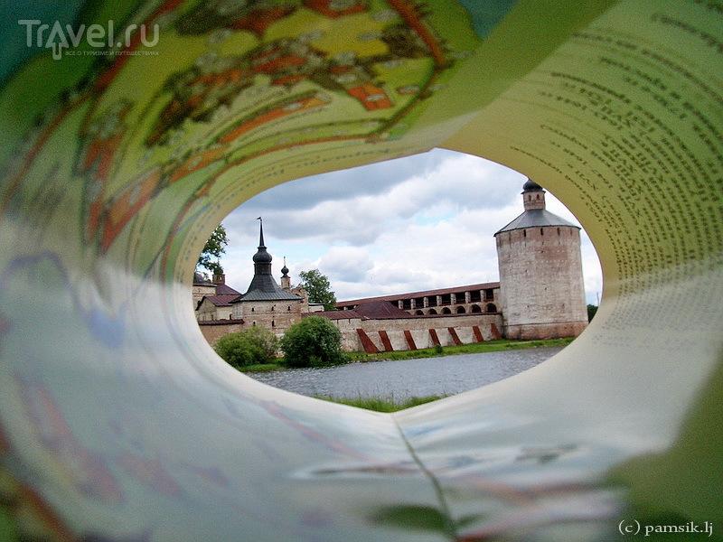 Кирилло-Белозерский монастырь. Сиверское озеро / Россия