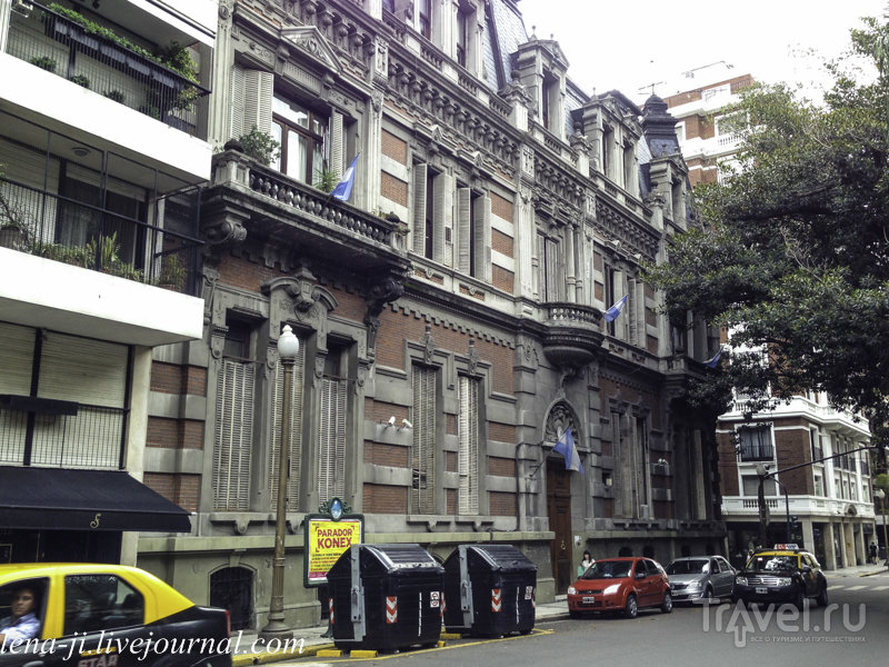 Буэнос-Айрес. Район Реколета / Аргентина