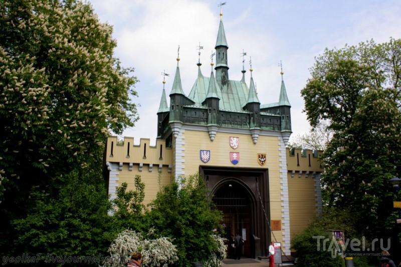 Прага. Петршин Холм / Фото из Чехии