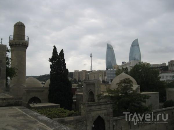 Грузия-Азербайджан, трезвый взгляд. Баку / Азербайджан