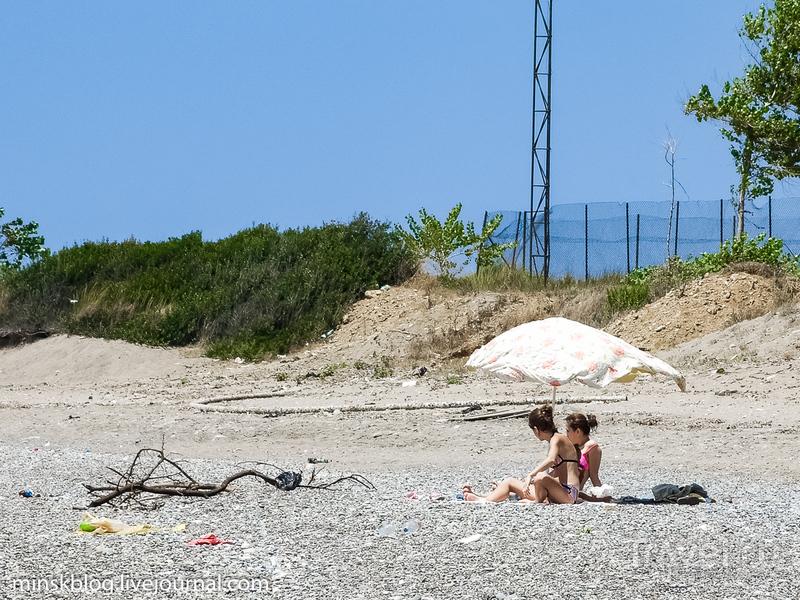 Не нужен мне берег турецкий... / Фото из Турции