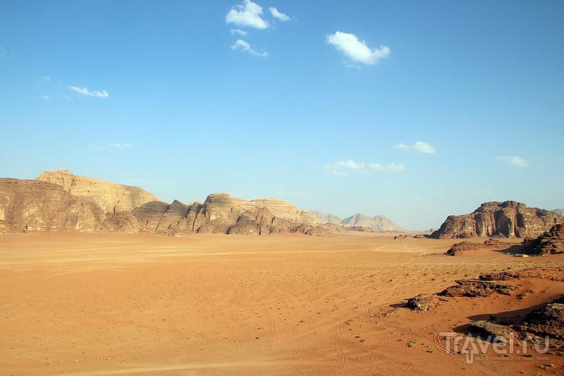 Иордания. Пустыня Вади Рам / Фото из Иордании