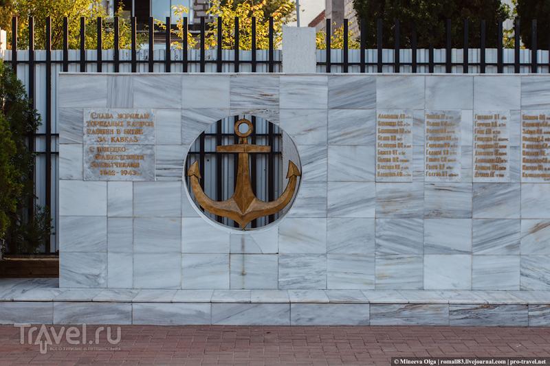 Прогулка по набережной Геленджика / Россия