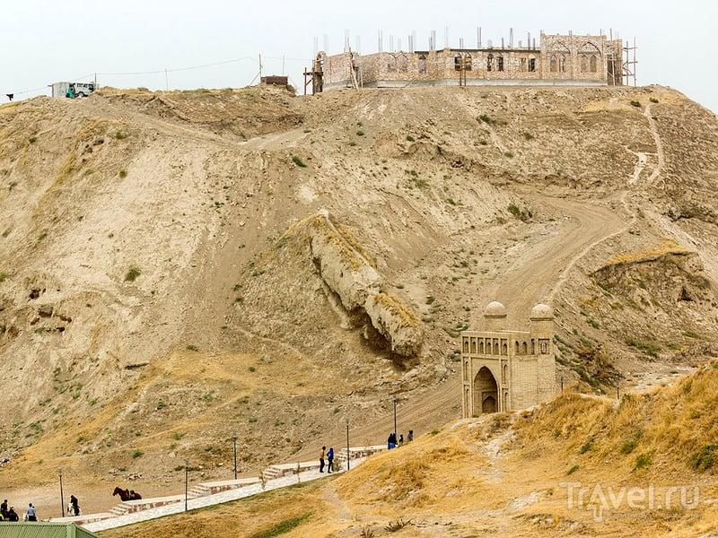 Таджикистан 2016. Гиссарская крепость / Таджикистан