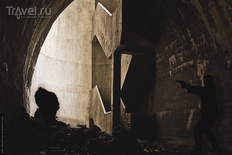 Бетонная нора для фюрера / Фото из Польши
