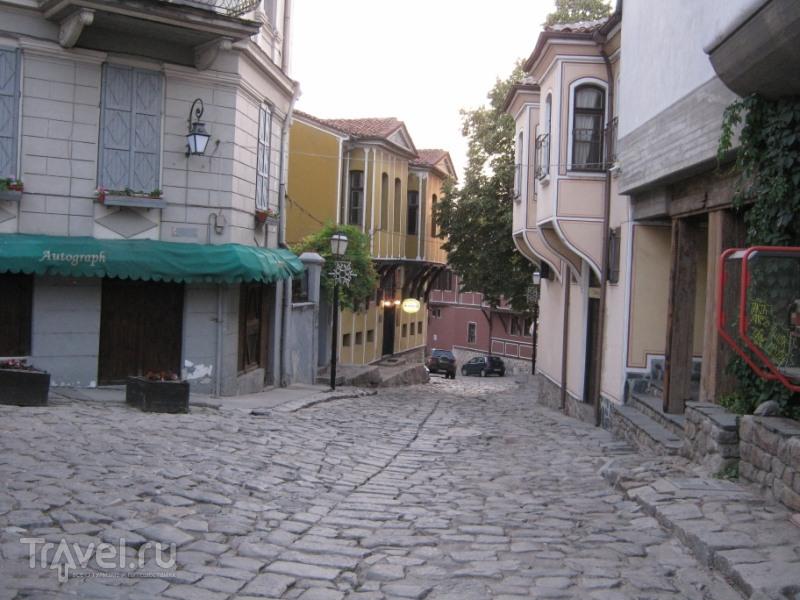 Прогулка по Пловдиву / Болгария