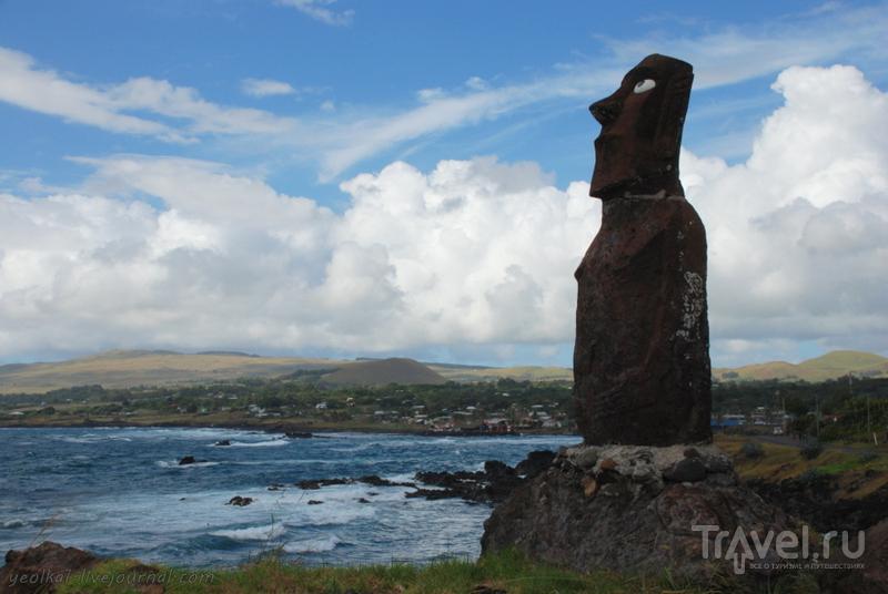 Остров Пасхи. Первое знакомство / Фото из Чили