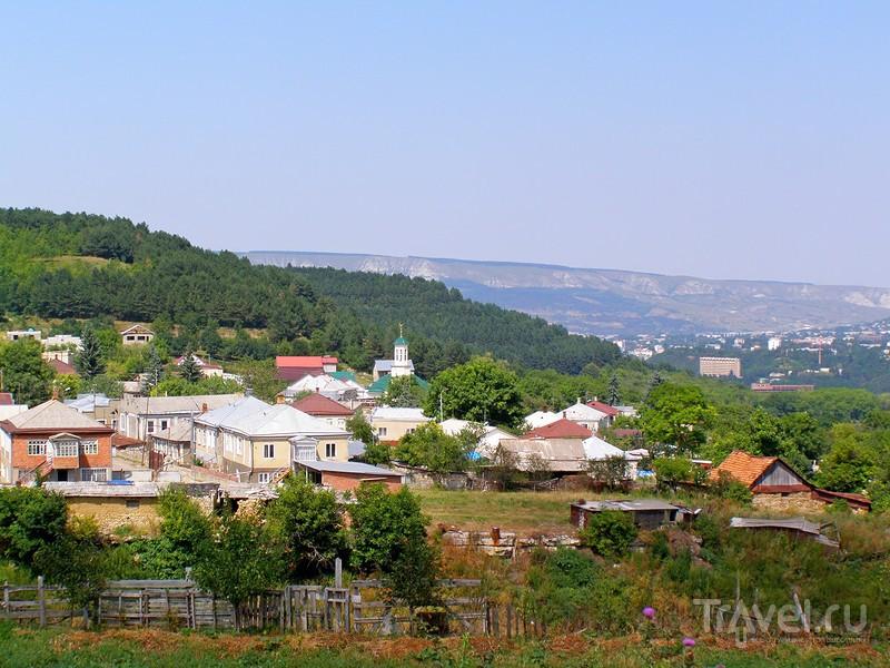 Кавказ. Дорога на Джилы-Су / Россия