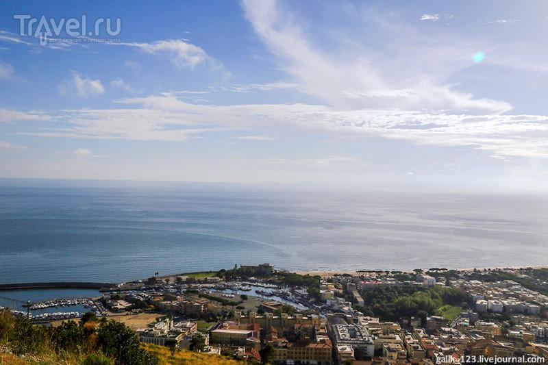 В октябре на Тирренском море / Италия