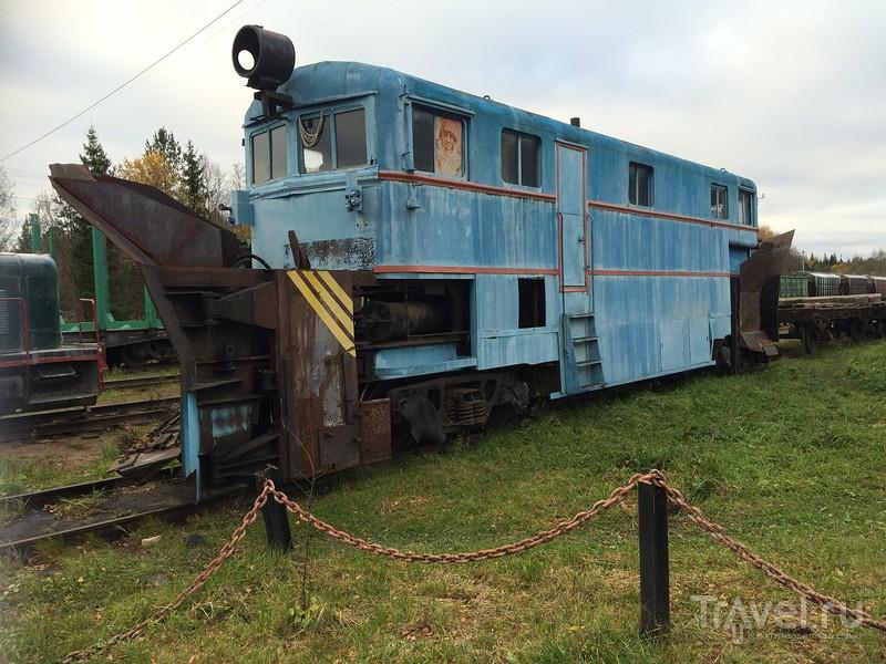 Монзенская железная дорога - машина времени и затерянный мир / Россия