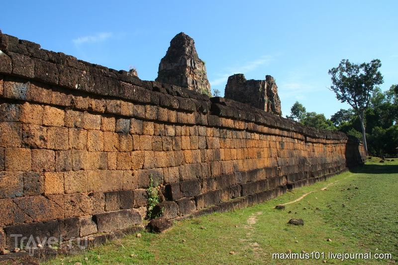 Пирамиды Камбоджи / Фото из Камбоджи