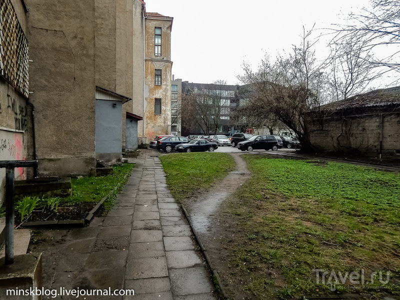 Депрессивный Вильнюс / Фото из Литвы