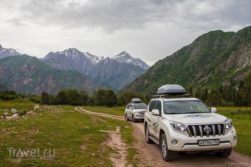 Киргизия. Узген. Нарын. ущелье Итагар. Перевал Ала-Бель. Суусамырская долина / Фото из Киргизии