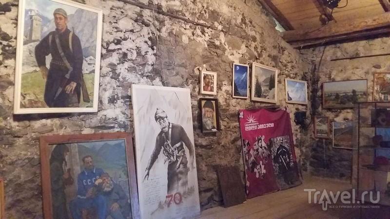 От Казбека до Арарата. Путь в Сванетию / Фото из Грузии