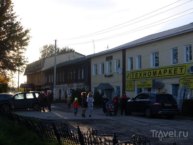 Спас-Клепики - сердце Мещёры / Фото из России