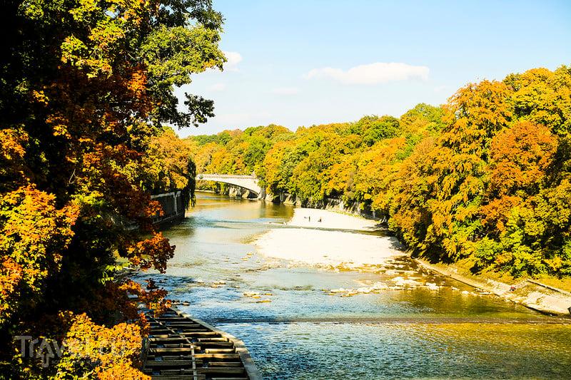 Осень в Баварии. Другой Мюнхен / Германия