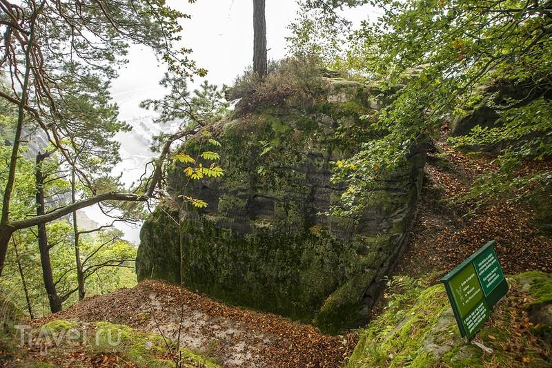 Nationalpark Sächsische Schweiz / Чехия