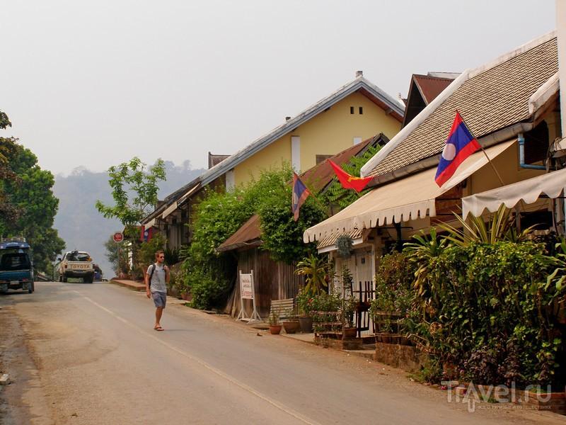 Лаос. Луанг Прабанг. Азия в жанре квеста / Лаос