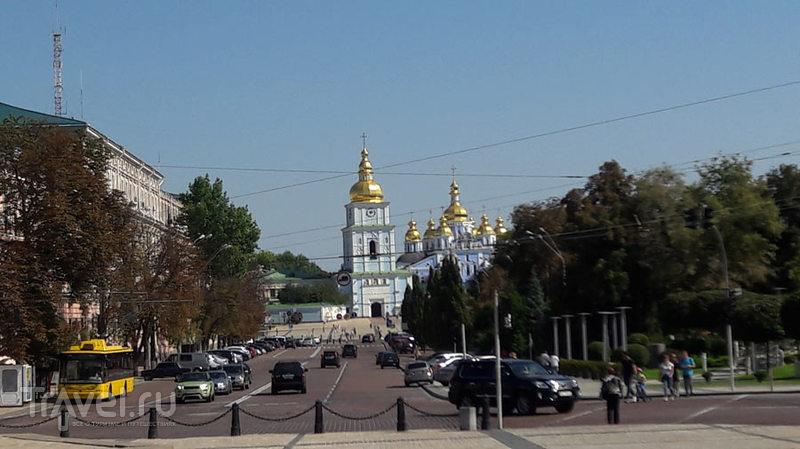 Прогулка по летнему Киеву / Украина