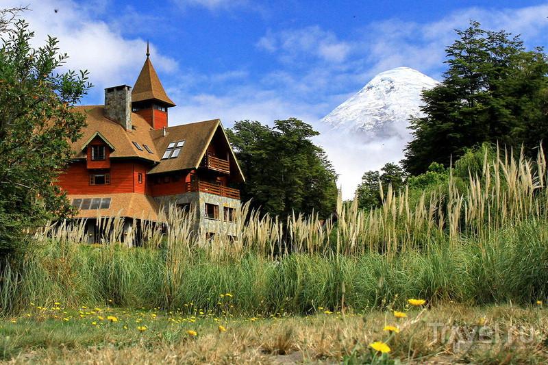 Достопримечательности Национального парка Висенте Перес Росалес / Фото из Чили