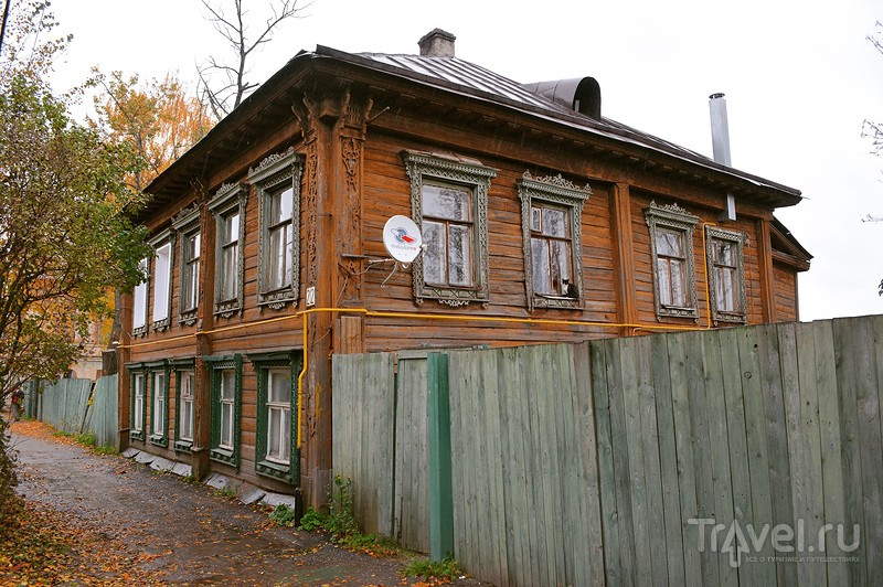 Галич: от вокзала к центру / Россия