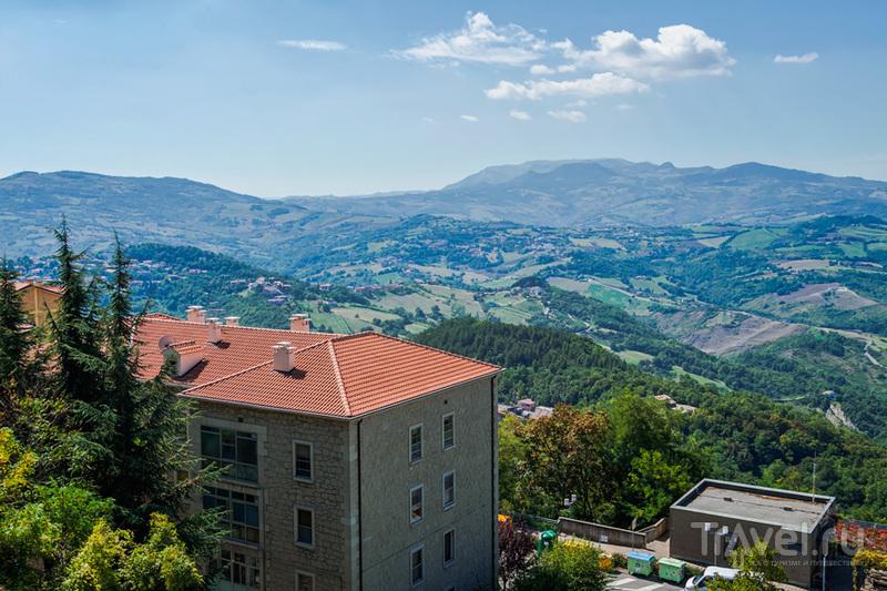 """За счет чего живет """"страна свободы""""? / Сан-Марино"""