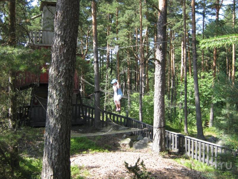 Финляндия. Остров приключений - Вяски / Финляндия