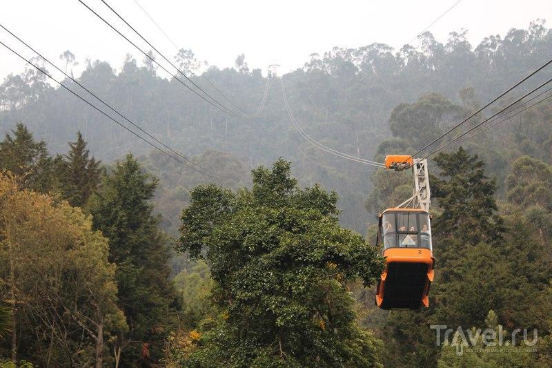 Богота. Восхождение на Голгофу / Колумбия
