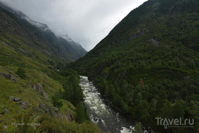 Алтай. Водопад Учар / Фото из России