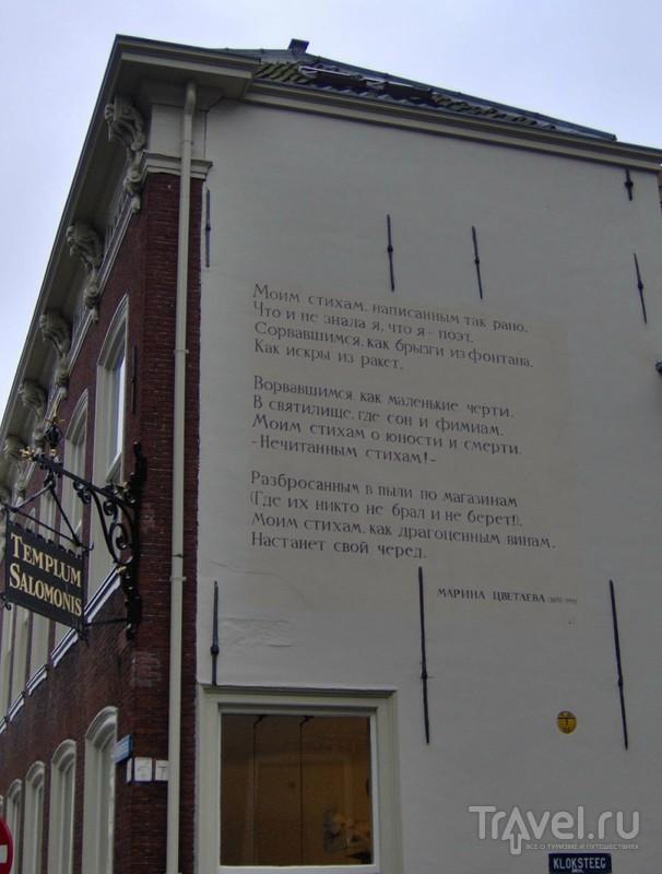 Лейден. Стихи, крепость и все остальное / Нидерланды