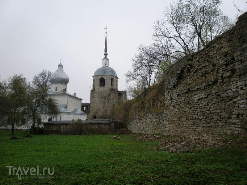 Крепости Севера России. Порхов / Россия