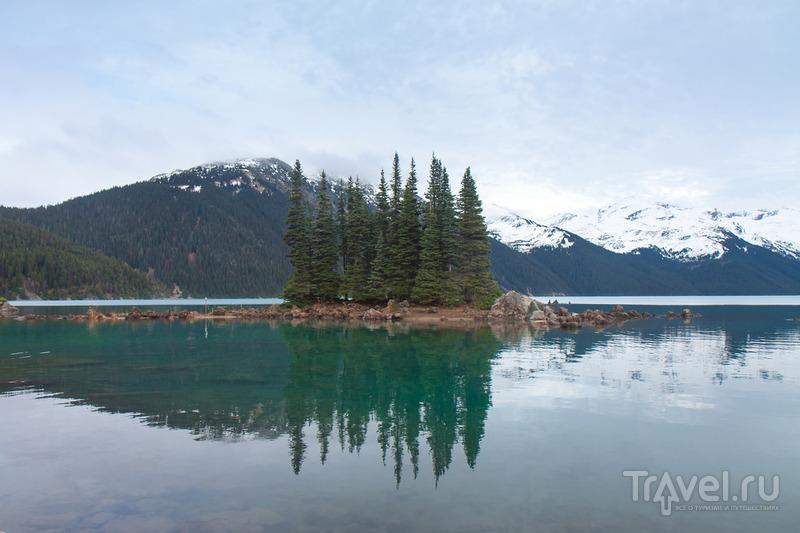 Канада. Природа Британской Колумбии / Фото из Канады