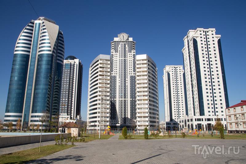 Чечня - в сердце Кавказа! / Фото из России