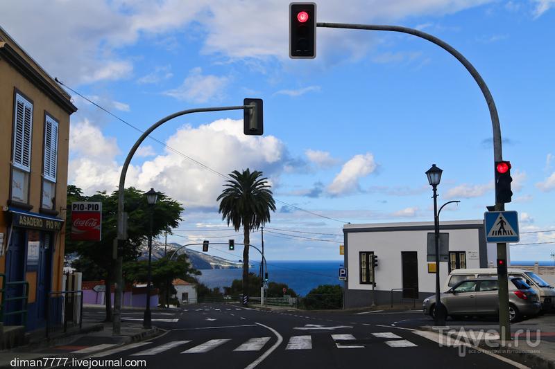 По дорогам Ла-Пальмы / Испания