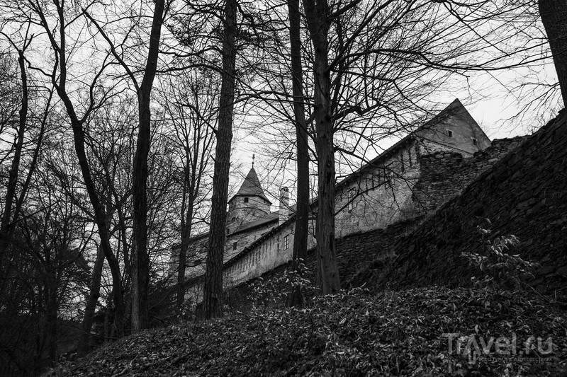 Замок Пернштейн / Чехия