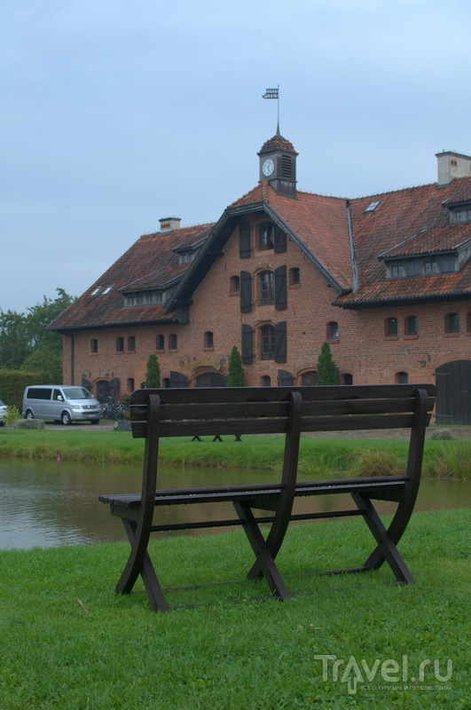 Pałac Galiny, Галины / Фото из Польши