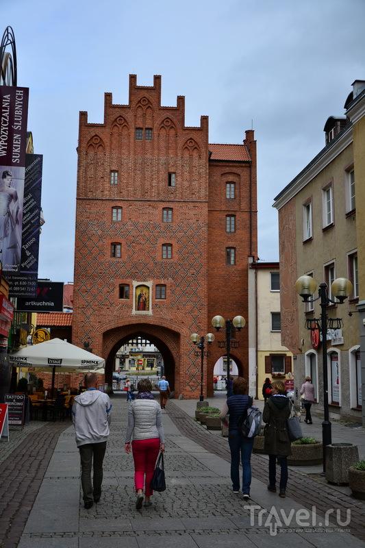 Ворота-тюрьма-отель, Ольштын / Фото из Польши