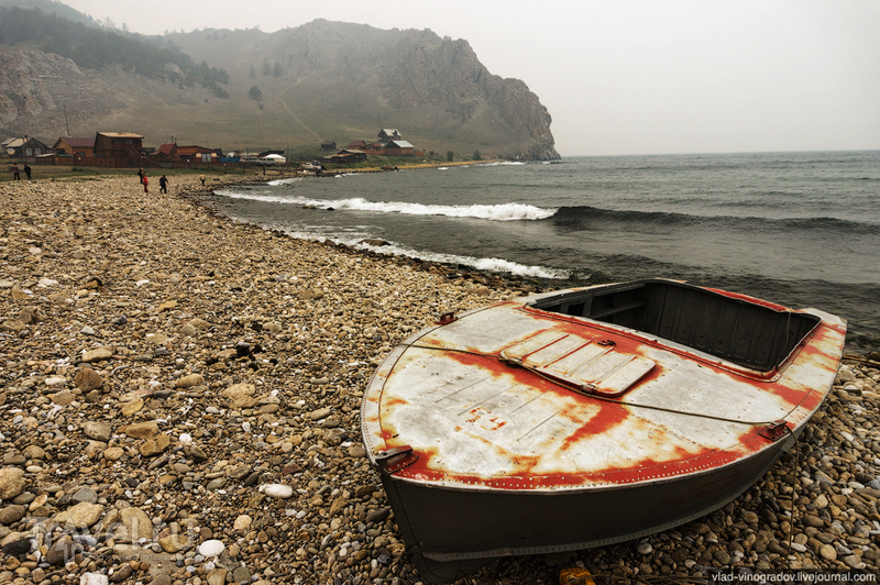 Нетипичный Байкал / Фото из России