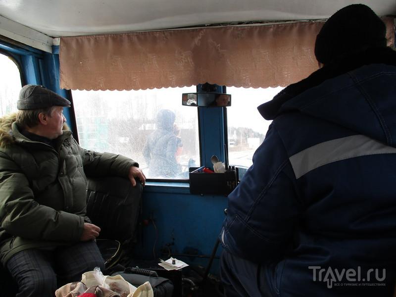 Жители русской глубинки. Солигалич и Монзенская железная дорога / Россия