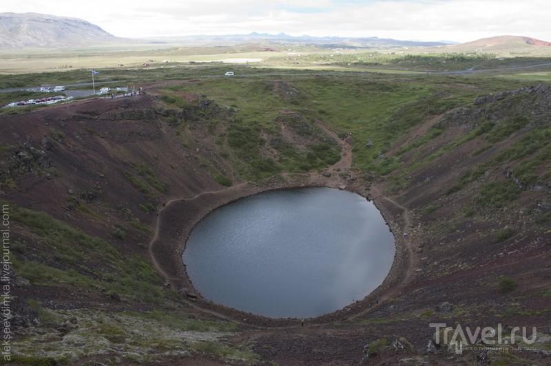 Золотое кольцо Исландии / Исландия