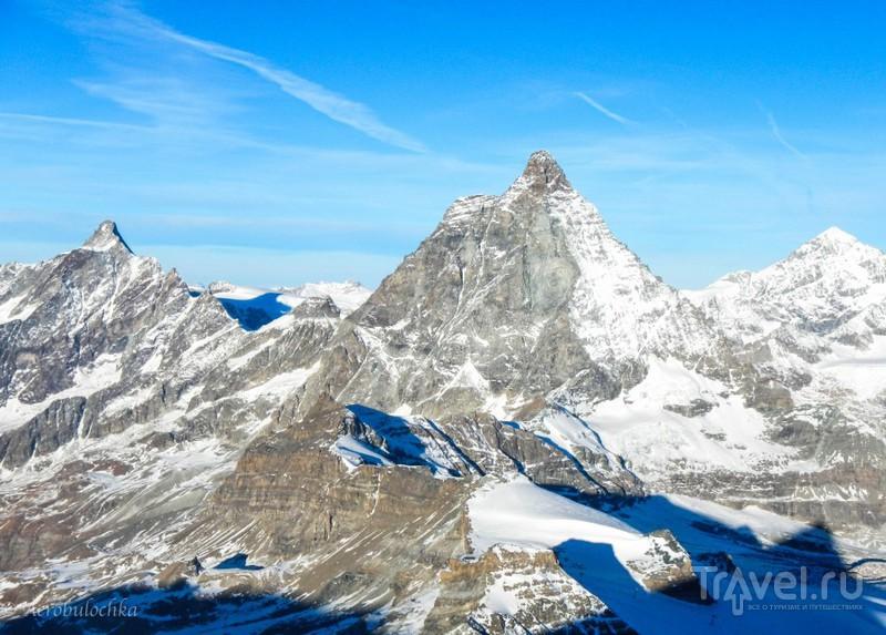 Зимний Церматт / Фото из Швейцарии